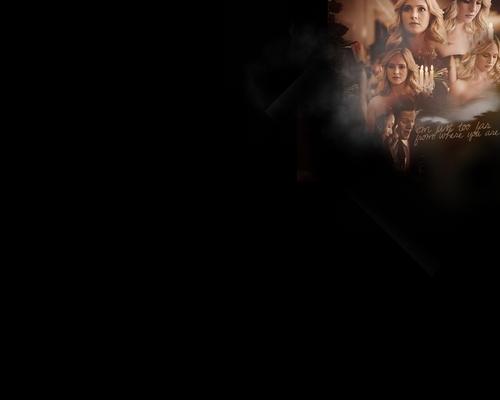 Vampire Diaries karatasi la kupamba ukuta called Vampire Diaries <3