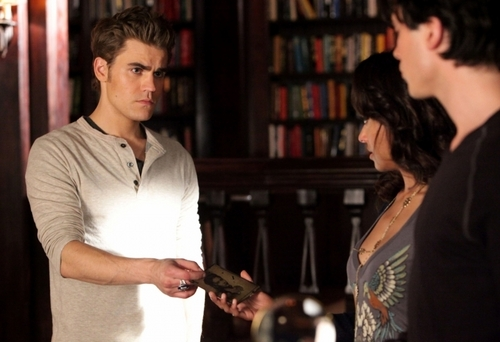 Vampire Diaries – Episode 2.10 – The Sacrifice – Episode Stills