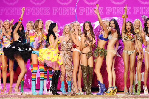Victoria's Secret Fashion mostra 2010