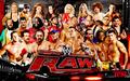 美国职业摔跤 Raw