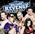 Wade Barrett,Melina,Randy Orton,John Cena and Sheamus