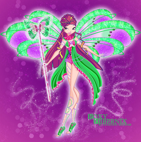 Winx 'Hibernix' - the-winx-club Fan Art