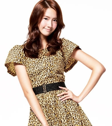 Yoona For Elle Girl जापान