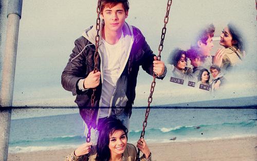 Zac et Vanessa