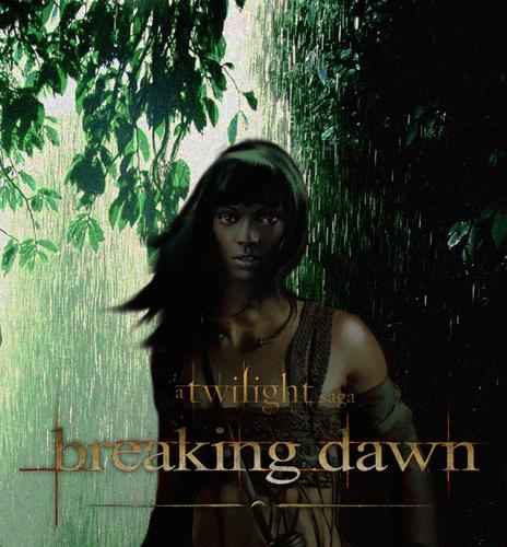 Zafrina, Breaking Dawn Movie Poster