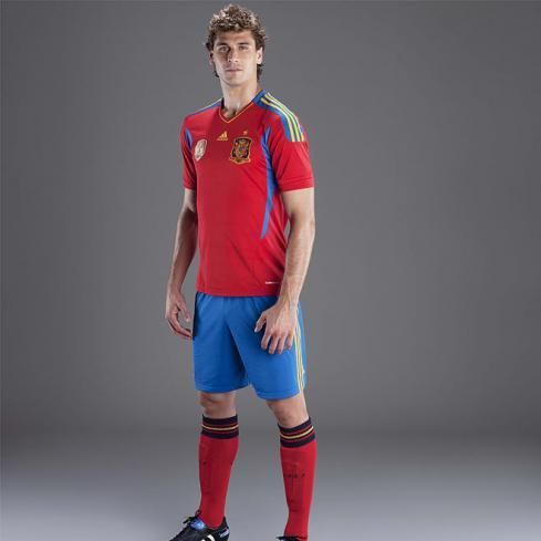 Fernando Llorente - adidas Commercial photo