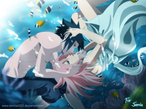 commission_sasusaku_underwater_by_annria2002