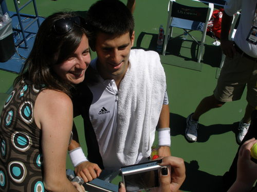 djokovic love