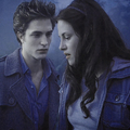 edwardBella in woods - twilight-series photo