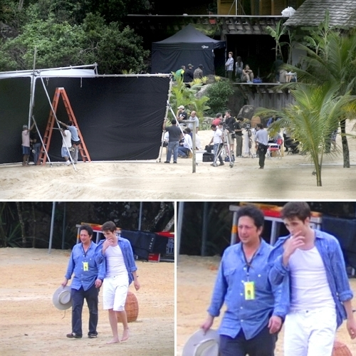 filming breaking dawn