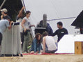 filming breaking dawn - twilight-series photo