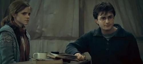 Harry et Hermione