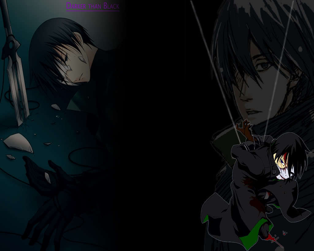 Darker Than Black Images Hei Hd Wallpaper And Background Photos