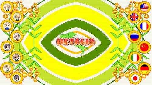 hetalia - axis powers logo