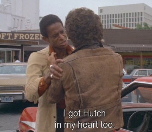 Starsky and Hutch (1975) wallpaper with a street called huggy loves hutch too