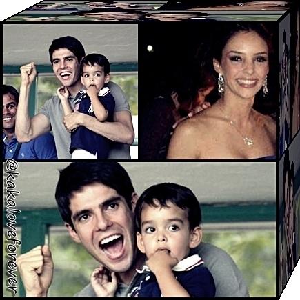 kaka and family