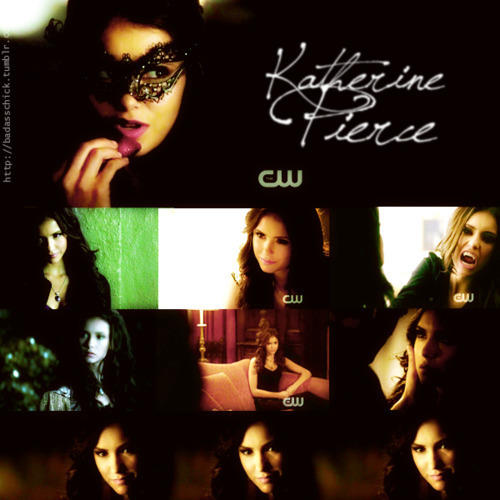 katherine pierce.