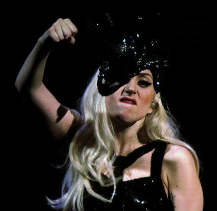 mama monster - lady-gaga Photo