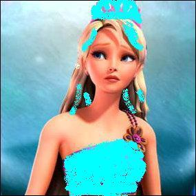 merliah in blue! - barbie-movies Fan Art