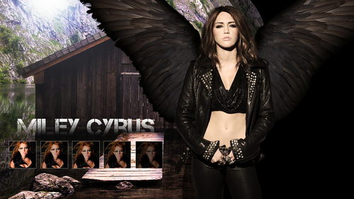 miLey daRk angeL