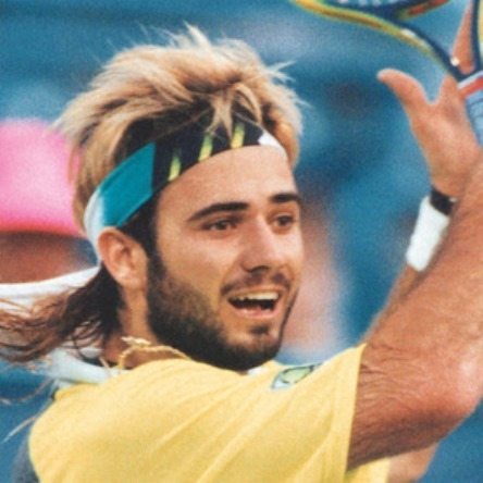 sexy andre agassi