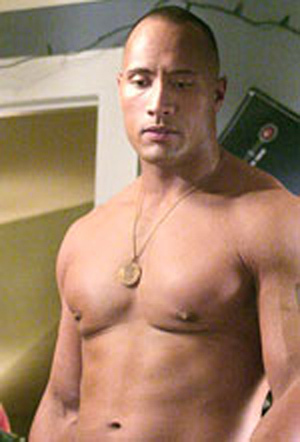 "Dwayne ""The Rock"" Johnson wallpaper containing a hunk entitled the rock"