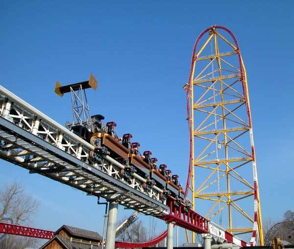 top thrill dragster - Rollercoasters Photo (16994049) - Fanpop