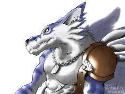 weregarurumon art