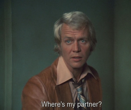 Starsky and Hutch (1975) wallpaper probably containing a well dressed person and a portrait entitled wheres my starsky?
