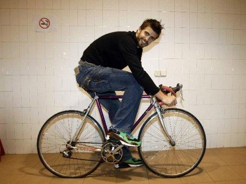 Gerard Piqué cycle
