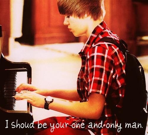 ** Justin Drew Bieber ** !!!