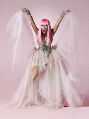 nicki minaj pink friday album. #39;Pink Friday#39; Album Promo