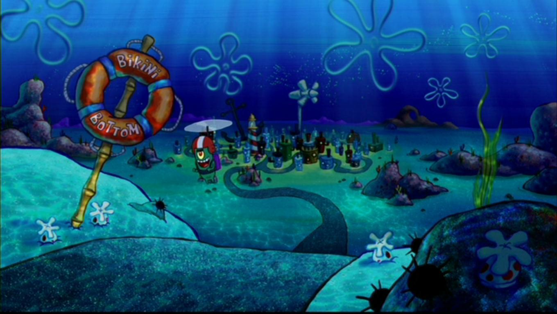 Bikini Bottom SpongeBob Creation  Minecraft PE Maps