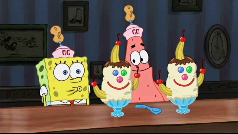 the spongebob squarepants movie spongebob squarepants