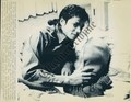 pic is a mystery..Read the caption . - michael-jackson photo