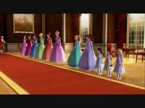 12 dancing princess
