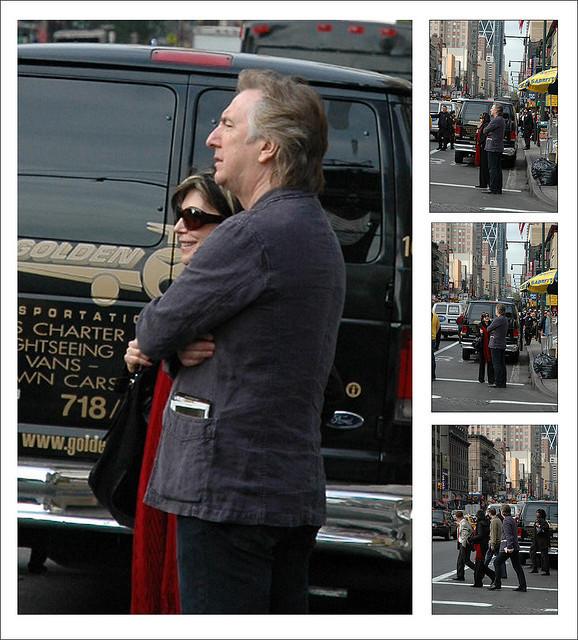 Alan in New York