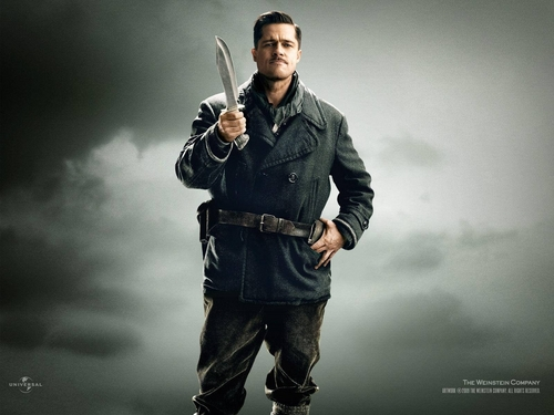 Inglourious Basterds wolpeyper possibly containing a rifleman, a green beret, and panlabang uniporme entitled Aldo Raine