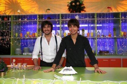 Alex and Vitaliy Kozlovskiy