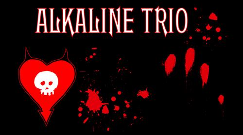Alkaline Trio In Blood