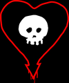 Alkaline Trio heart - alkaline-trio fan art