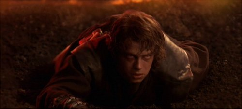 anakin skywalker wallpaper possibly containing a portrait entitled Anakin Skywalker