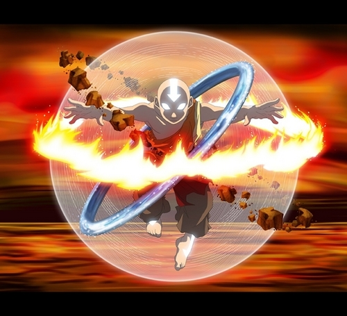 Avatar The Last Airbender kertas dinding entitled Ang Madness