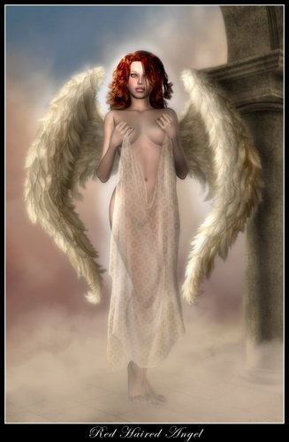 Red Haired Angel