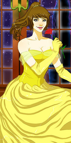 ऐनीमे Belle