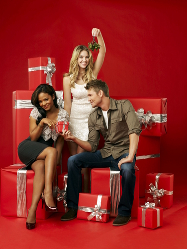 Ashley Benson Christmas Cupid Promotional Photos