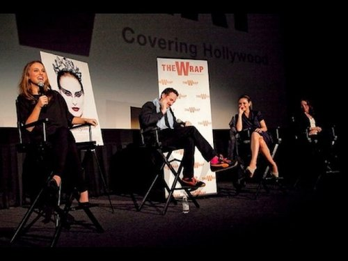 At TheWrap's screening of 'Black Swan' at the ArcLight Sherman Oaks, CA