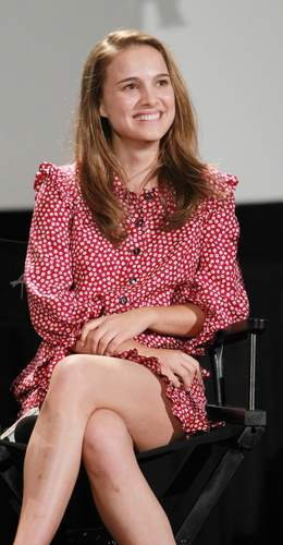At Variety's Los Angeles Screening Series of 'Black Swan' at ArcLight Cinemas, Hollywood
