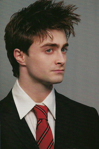 Back to Black - daniel-radcliffe Photo
