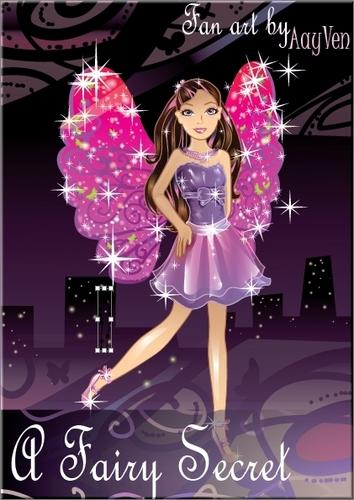 búp bê barbie a Fairy secret
